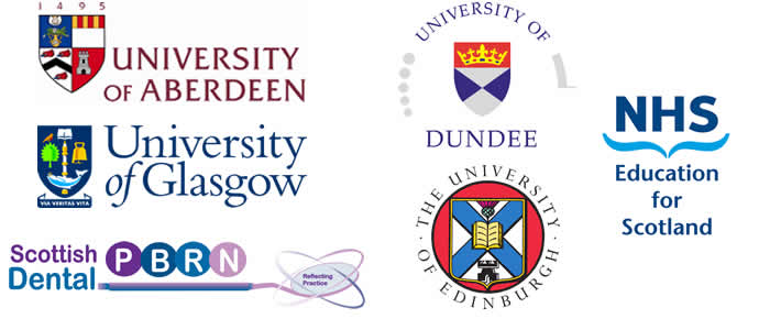 Banner with the logos of partner institutions.